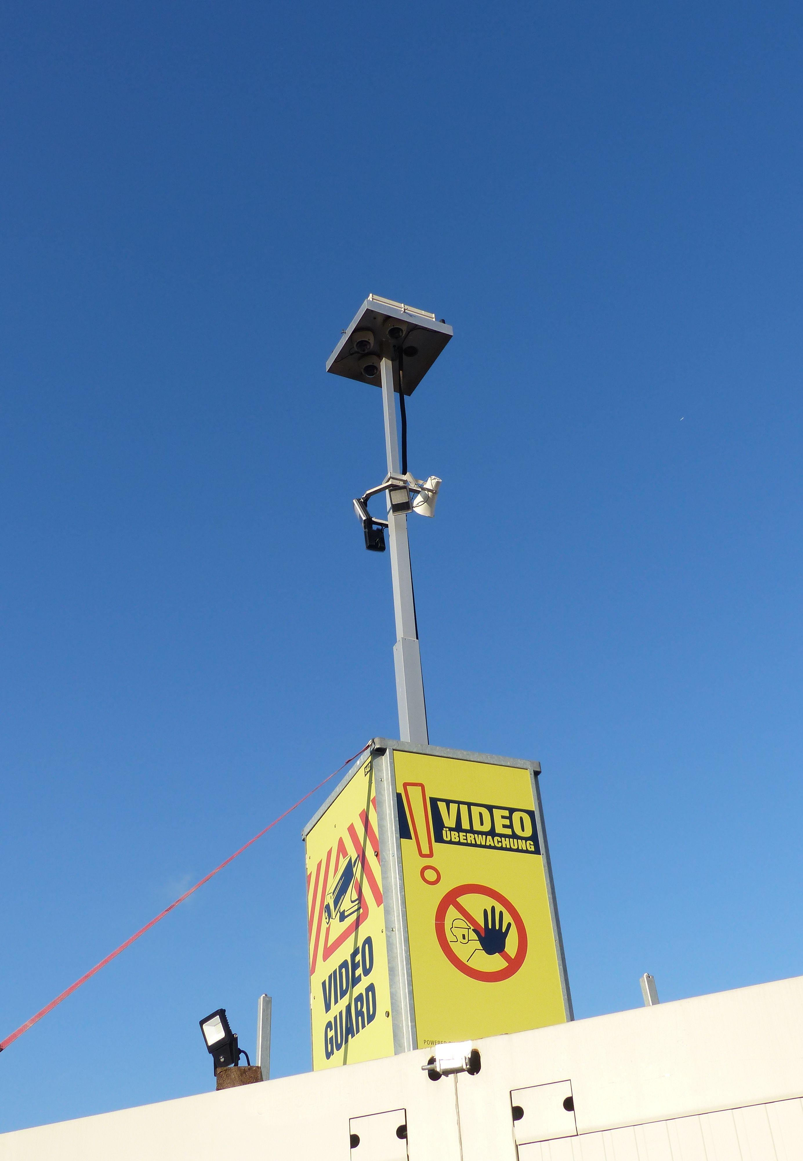 Videoguard24-Turm